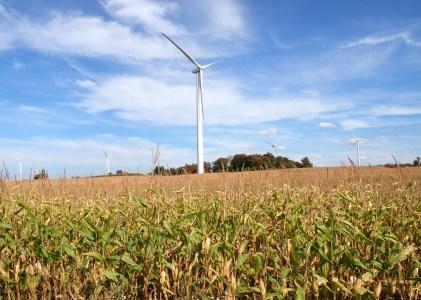 The Allure of Wind Turbines – II