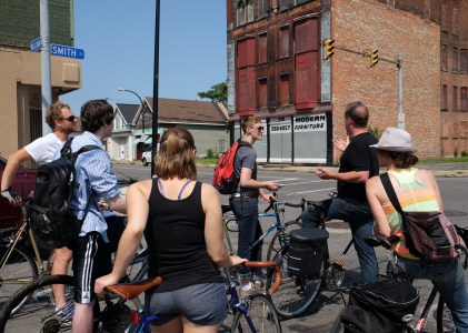 Tour de Neglect featured in the Guardian!