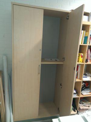 Presupuesto para montar dos armarios sencillos en Las