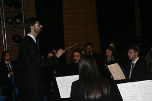 01. Banda da Escola de Música de Tominho. Fotografia de Francisco Abrunhosa.