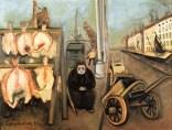 08 Felix Nussbaum. Fish Market. 1936.