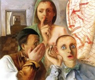 15 Felix Nussbaum. The Secret. 1939.