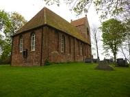 Oostum church