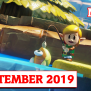 Nintendo Switch Games Release Dates September 2019