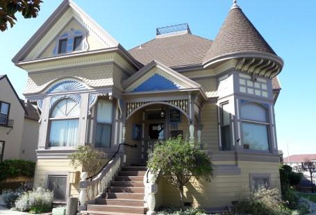Maison de Steinbeck à Salinas