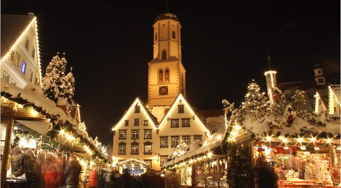 Biberach Christmas Market  2-16th December 2017