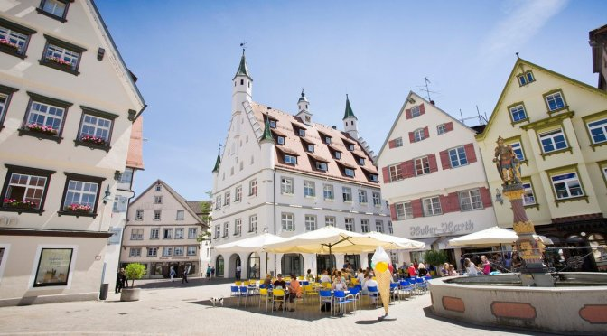 21-28 July 2019: German Language Course for 17-20 yr olds in Biberach