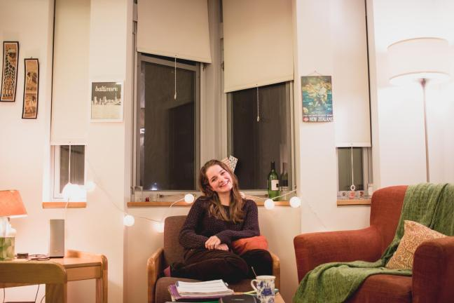 Lisa Gong - Personal Bubbles in the Orange Bubble: Princeton Students and Their Dorm Rooms - Lydia Cornett