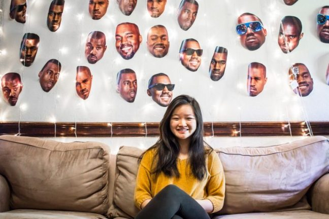 Lisa Gong - Personal Bubbles in the Orange Bubble: Princeton Students and Their Dorm Rooms (Part 2) - Julie Chen