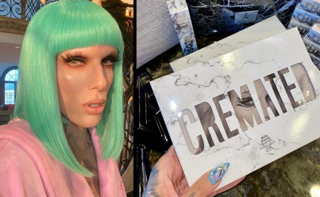 Jeffree Star New Cremated Palette Revealed Teneighty