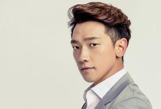 K-Pop star Rain