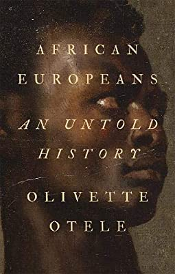 African Europeans by Olivette Otele book cover