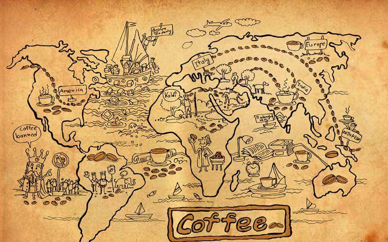 Znate li kako je kava promjenila svijet?