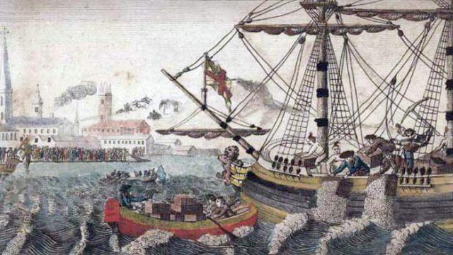 Bostonska čajanka i kako je kava promjenila svijet.