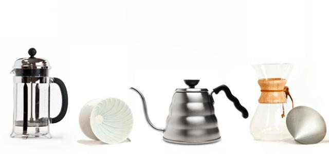 Nauči kuhati kavu. Aeropress, V60 ili French Press.