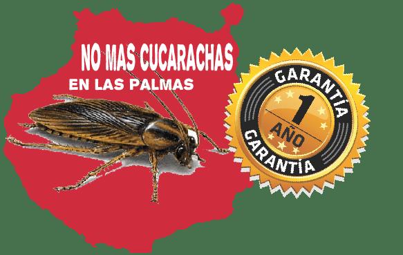matar cucarachas con garantia