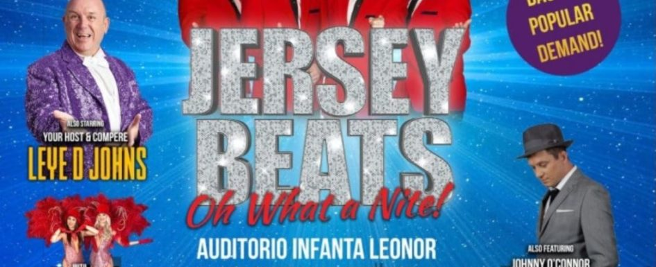 Jersey Beats bring musical spectacle back to Los Cristianos' auditorium this New Year