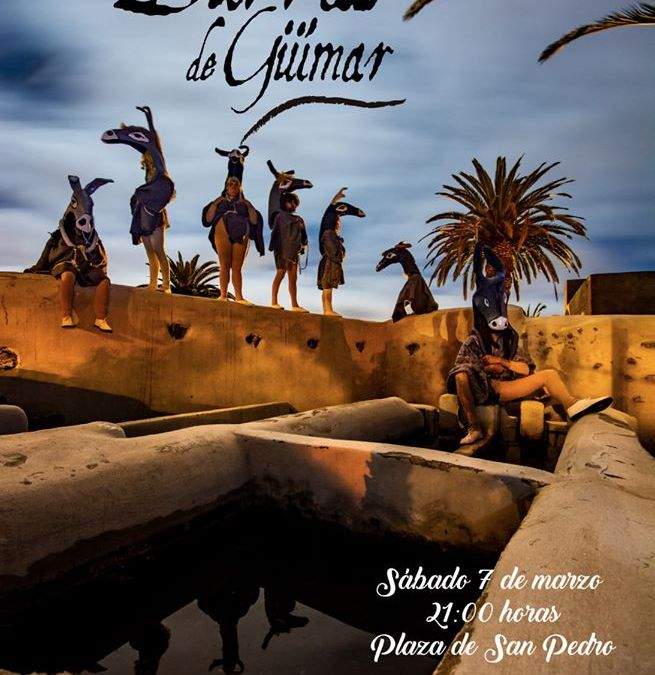 Las Burras de Güímar – a Witches' Sabbath in Güímar