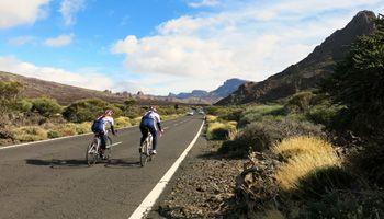 cycling Tenerife web