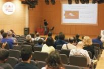 Arduino Day 2016 en Tenerife con Tenerife Maker Space. Charla Elena de Fablab sobre textil con arduino