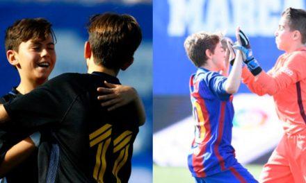 Atlético de Madrid y FC Barcelona pelearán por ganar LaLiga Promises