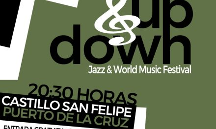 El jazz y las músicas del mundo despiden el año en Puerto de la Cruz con el festival Up&Down