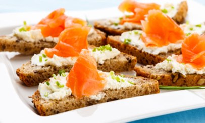 mousse-salmone