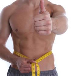 como bajar de peso para hombres