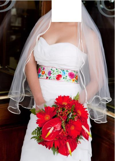 chicana vestido de novia  Ten FEshion