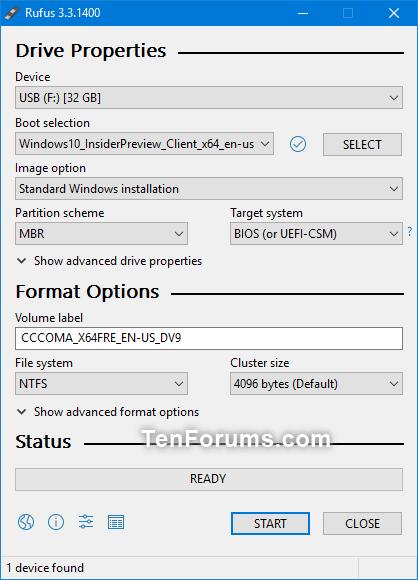 Cara Setting Bios Asus X441n Uefi Plus Instal Windows 10 : setting, x441n, instal, windows, Create, Bootable, Flash, Drive, Install, Windows, Tutorials