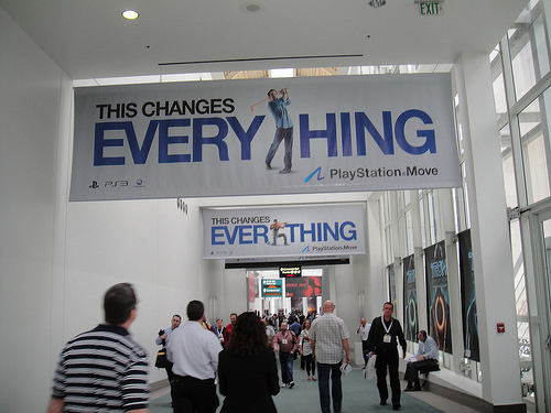 E3 2010 PS3 Motion - This Changes Everything