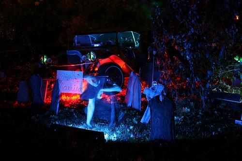 Honeymoon Graveyard Tragedy