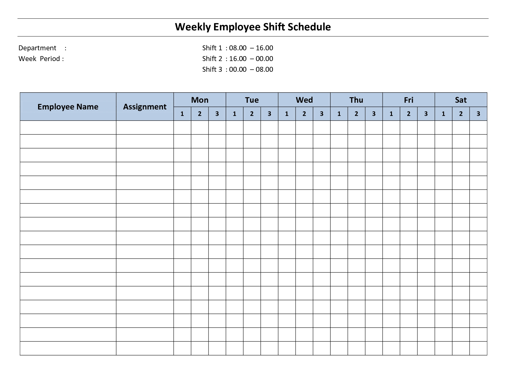 Free Printable Vacation Calendar Employees