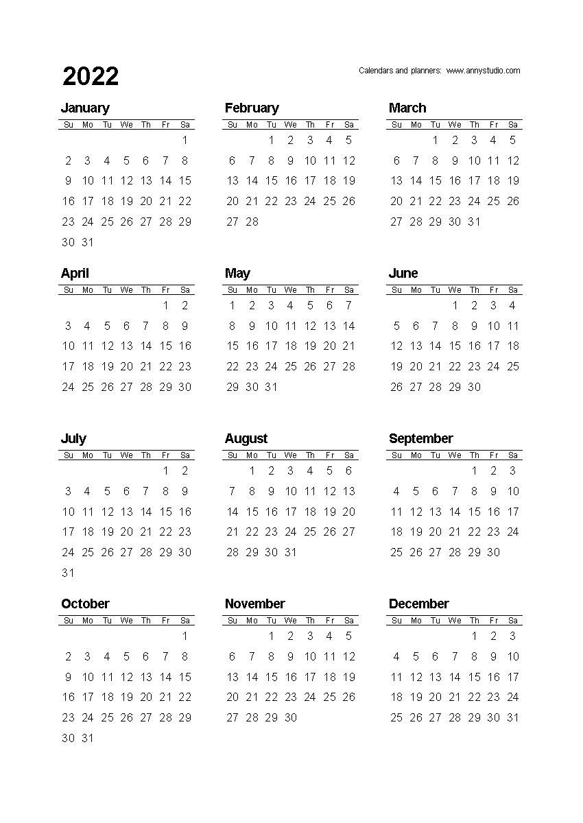 Free Printable Calendar Academic | Ten Free Printable ...