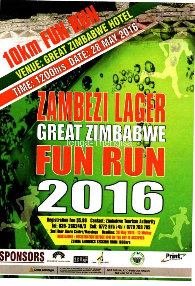 zambezy lager