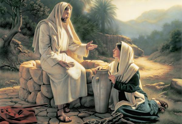 Entre judíos y samaritanos