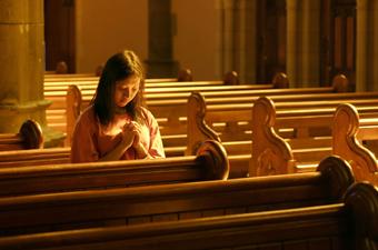 Respuesta de la hija que se quiere ir de religiosa