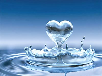 Agua pura