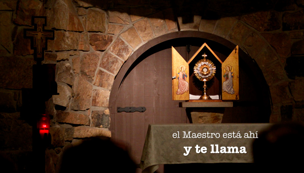 La oración del corazón | La eucaristía (2)