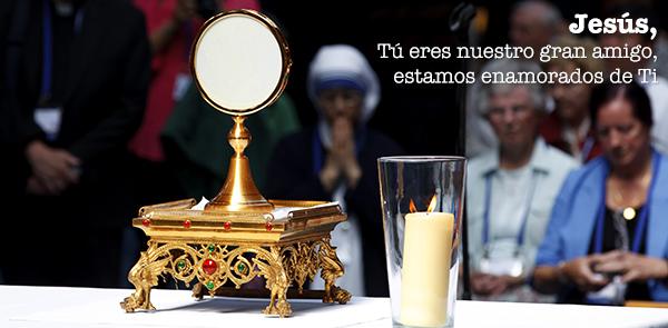 La oración del corazón | La eucaristía (3)
