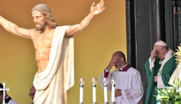 Ángelus del Papa Francisco en la Habana