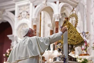 Que María de la Caridad nos acompañe y proteja