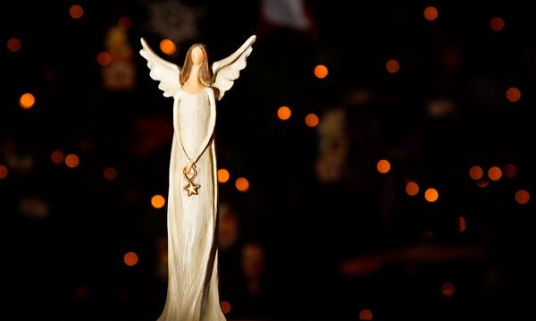 El ángel de Adviento