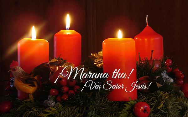 Hoy brilla la tercera vela de Adviento