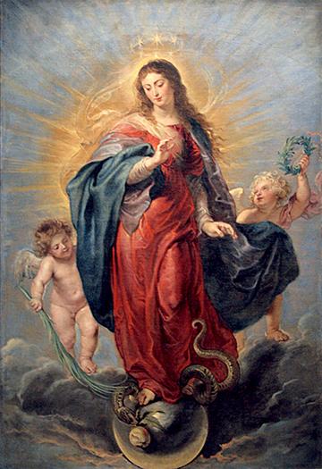 Oración a la Inmaculada