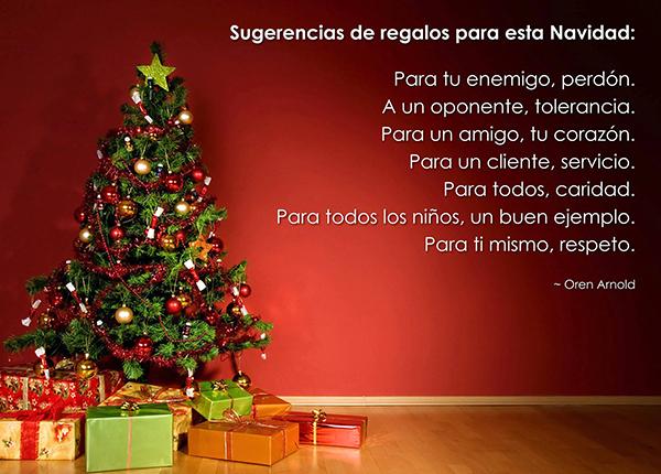 Sugerencias de regalos para esta Navidad