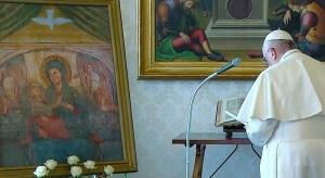 Oración del Papa Francisco ante pandemia del coronavirus
