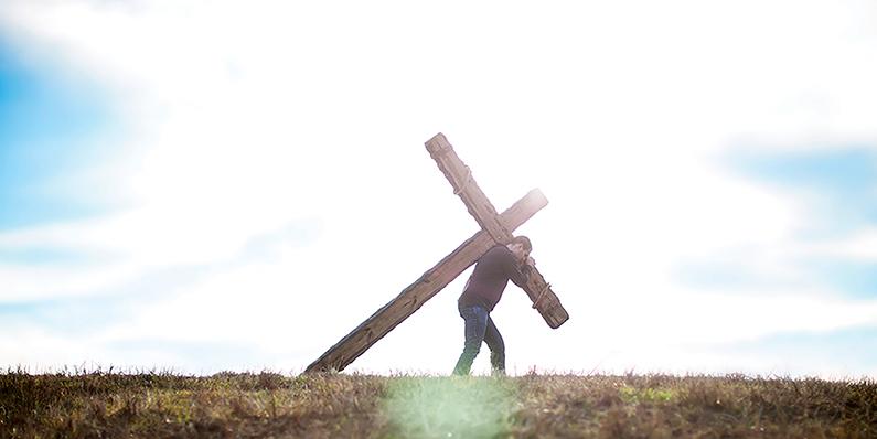 Domingo XXII durante el año: niégate a ti mismo, carga con tu cruz y sígueme