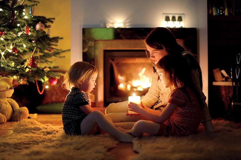 Oración en familia para el tiempo de Adviento
