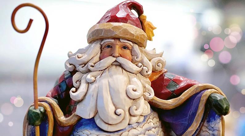 ¿Santa Claus o San Nicolás?